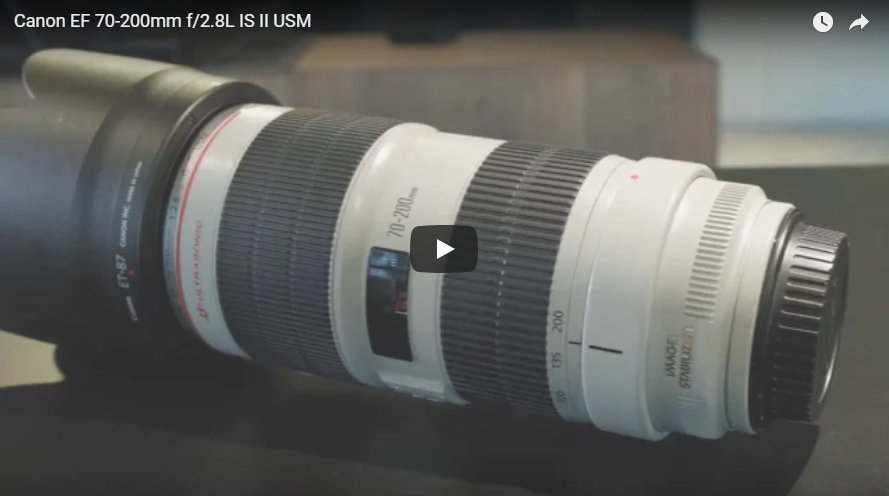 70-200mm 28 is usm ii