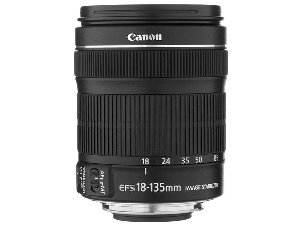 Canon EF-S 18-135