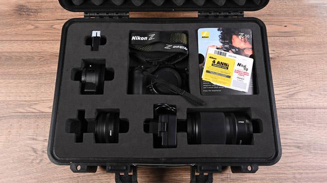Nikon Z 50 telo